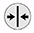 انطباق مستقیم، طرحهای تکراری به ترتیب در کنار یکدیگر در یک خط ثابت نصب می شوند.